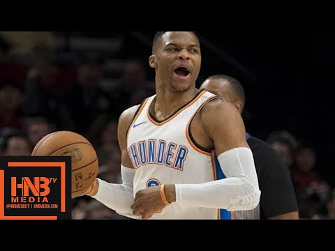 Thumbnail: Oklahoma City Thunder vs Dallas Mavericks Full Game Highlights / Week 4 / 2017 NBA Season