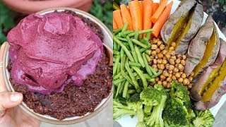 WHAT I EAT IN A DAY | 2400+ Calories