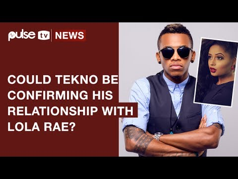 who is tekno dating