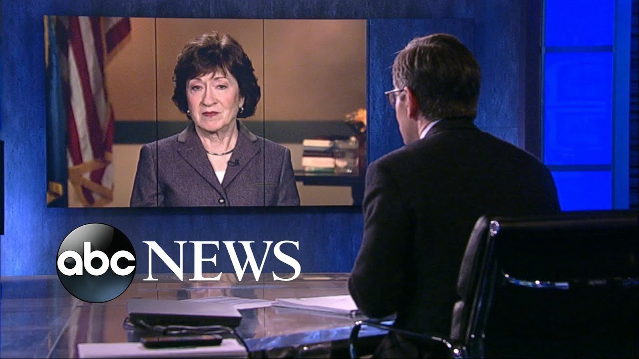 'I want to see changes' to Senate tax bill, Sen. Susan Collins says