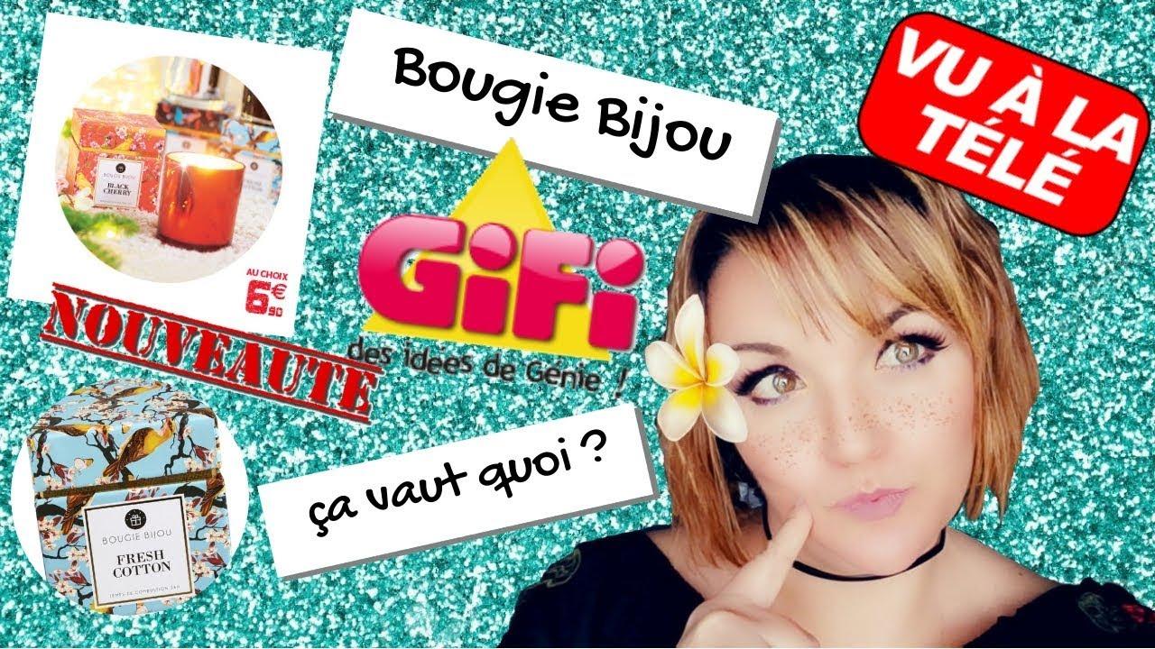 La Bougie Bijou De Chez Gifi çà Vaut Quoi Youtube