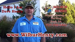 Heat Repair, HVAC Service and Furnace Installation York PA