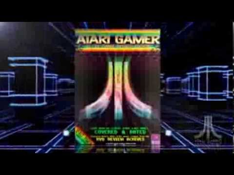 Atari Gamer Magazine Promotional preview