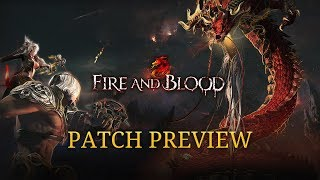 Blade & Soul: Fire and Blood Patch Preview