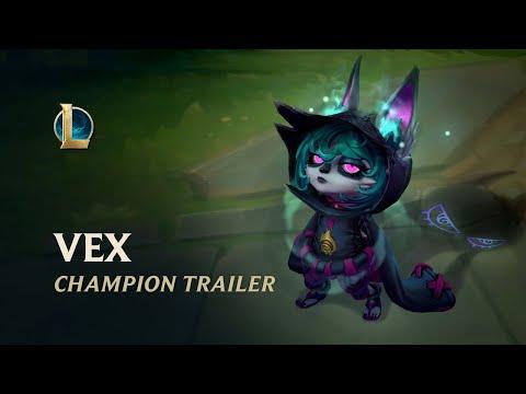 Vex: The Gloomist | Champion Trailer - League of Legends