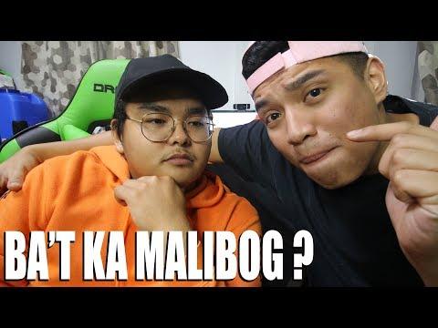 Ba't Ka Malibog, SENPAI KAZU? | SinoKaBa | Episode 02