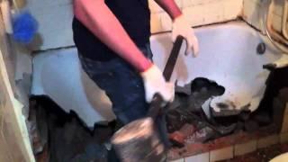 Как сломать чугунную ванну(, 2010-12-06T13:04:24.000Z)