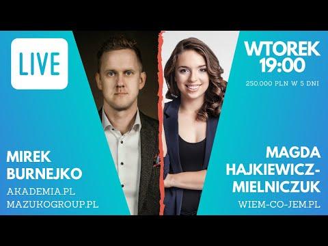 250.000 PLN w branży dietetyki... w 5 dni - Magda Hajkiewicz-Mileniczuk