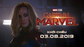ĐẠI ÚY MARVEL - CAPTAIN MARVEL TRAILER | Khởi chiếu toàn quốc ngày 08.03.2019