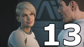 Mass Effect Andromeda Walkthrough Part 13 - No Commentary Playthrough (Xbox One)