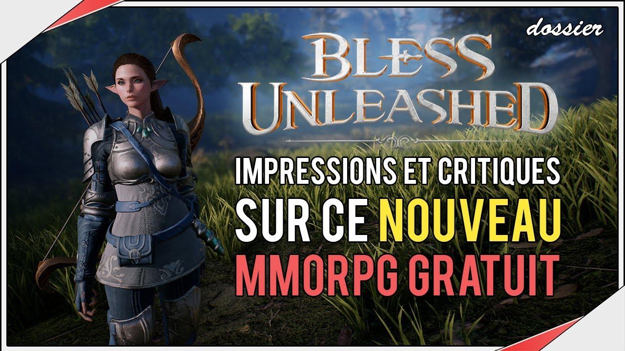 Download BLESS UNLEASHED   Avis, premières impressions, critiques (Nouveau MMORPG GRATUIT sur PC)