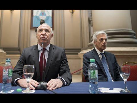VII Conferencia Nacional de Jueces: presentación del Observatorio de Corrupción
