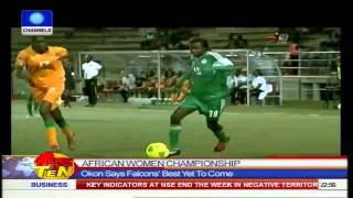 News@10: Football Fans Call For Sack Of Coach Stephen Keshi 121014 Pt4