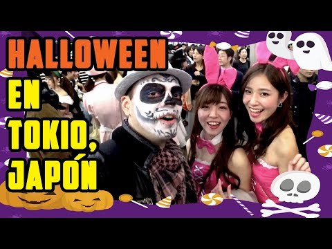 🇯🇵 Halloween en Shibuya 2018    Riken's Life