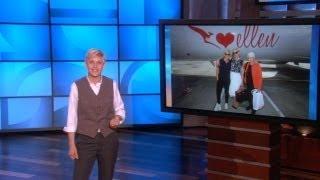 Ellen's Australia Photos!