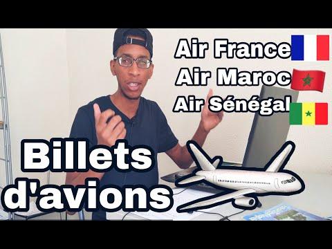 BILLETS D'AVION : LES PRIX, QUELLES COMPAGNIES CHOISIR ? AIR FRANCE 🇫🇷