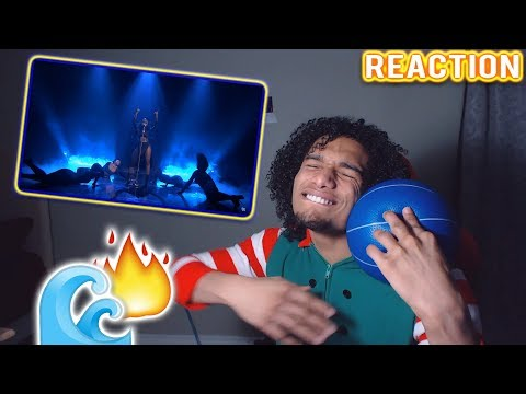 Normani, 6LACK - Waves (Live From The Tonight Show Starring Jimmy Fallon) | REACTION