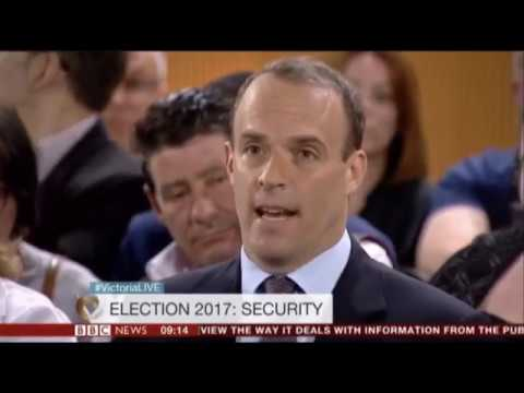 UK Labour Voter Obliterates Conservative Politician