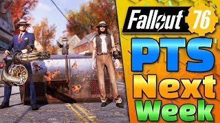Wastelanders DLC Next Week For Some! - Sign Up Here - Fallout 76 Update