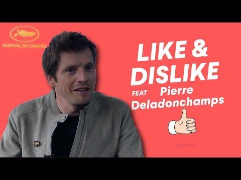 Pierre Deladonchamps  Like & Dislike avec Benoit Magimel & Muriel Robin
