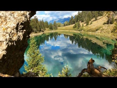 Jasper,cliff jumping, waterfalls, lakes, wildlife, skywalk and Columbia Icefield.