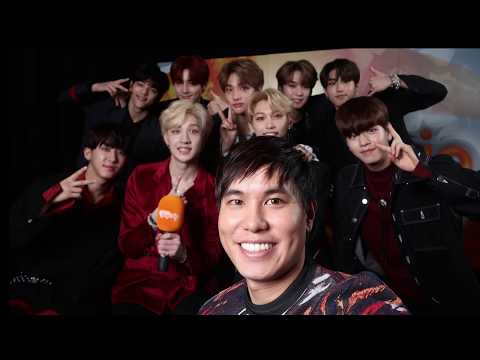 We met Stray Kids in Australia!
