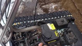двигатель 6,5 л.с. от мотоблока на мини вездеход