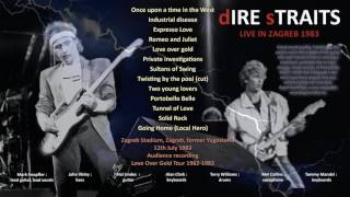 Going Home (Local Hero) — Dire Straits 1983 Zagreb LIVE [audio only]