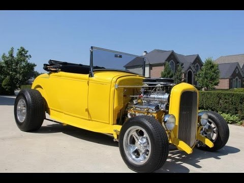 1931 ford street rod classic muscle car for sale in mi for Vanguard motors for sale
