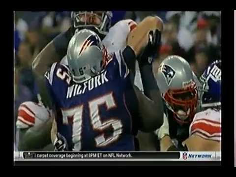 Super Bowl XLVI New England Patriots vs New York Giants
