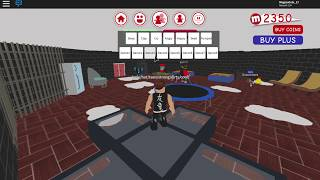 Roblox dance to Can't be stopped by wiz khalifa