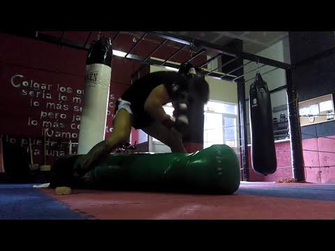 ENTRENAMIENTO DURO DE MMA L MMA TRAINING HARD