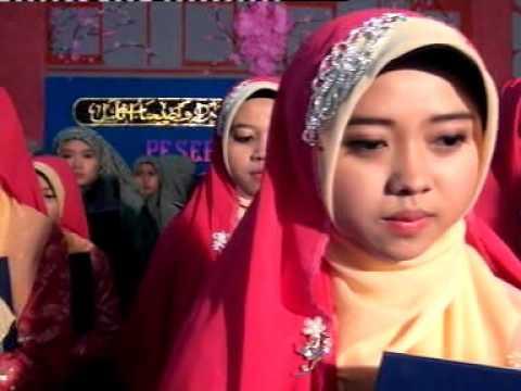 NASYID Bustanul Usyaqil Qur'an  :: Ponpes BUQ Betengan Demak 2016