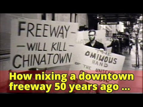 How nixing a downtown freeway 50 years ago made Vancouver one of the world's most liveable cities