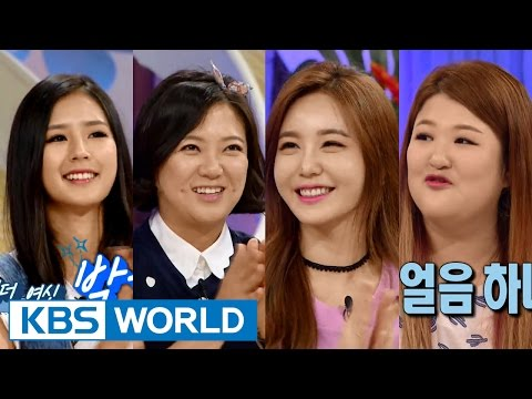 Hello Counselor - Lee Gukju, Kang Yebin, Park Giryang & Kim Suk (2015.08.31)