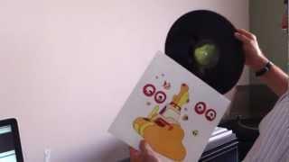 Unboxing Beatles Yellow Submarine Vinyl 2012 Reissue