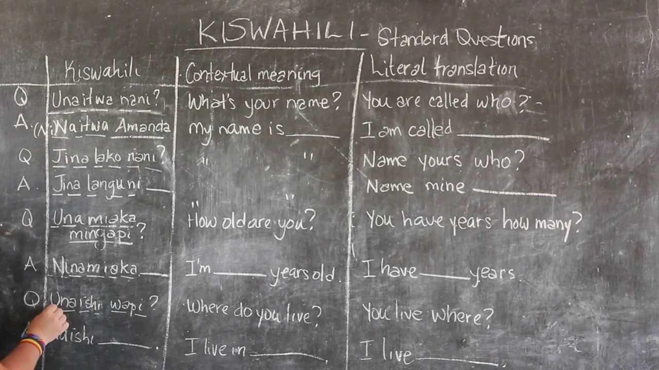 Video 4 go presents best swahili tutorials standard questions video 4 go presents best swahili tutorials standard questions live from tanzania m4hsunfo Choice Image