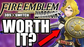 Fire emblem warriors - worth buying it? review 3ds & switch