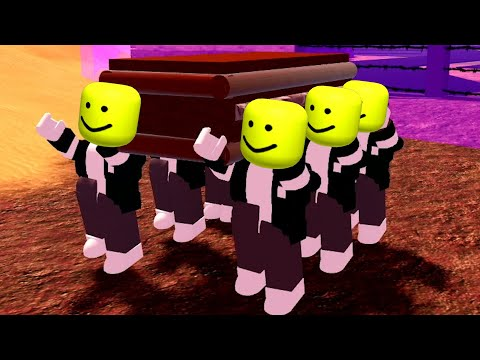 Coffin Dance Roblox Oof Version Meme Song Youtube