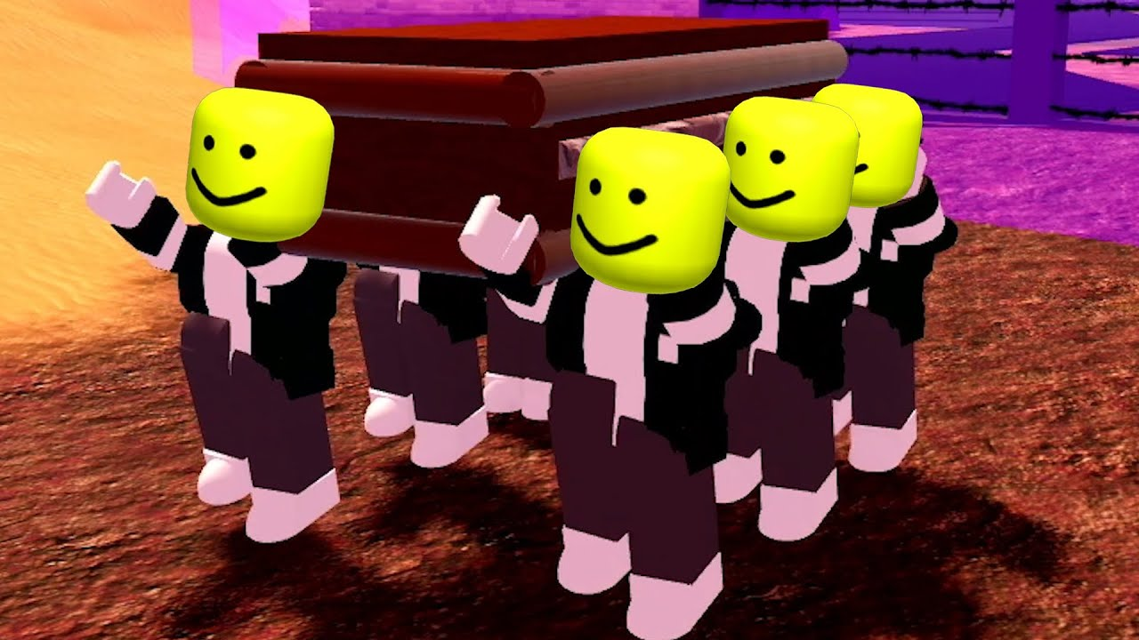 COFFIN DANCE ROBLOX OOF VERSION MEME SONG - YouTube