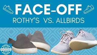 Rothy's vs. Allbirds: Which Travel Shoe Brand is Right for You? | SmarterTravel