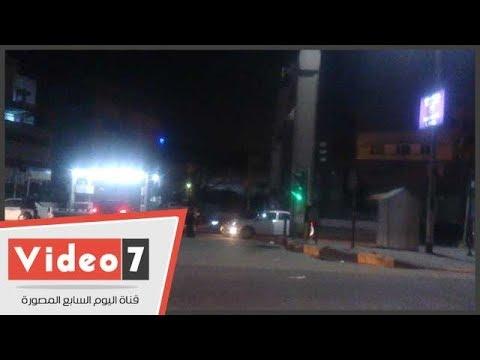 اليوم السابع :عطل بإشارة مرور البطل أحمد عبد العزيز يتسبب فى ارتباك حركة السيارات