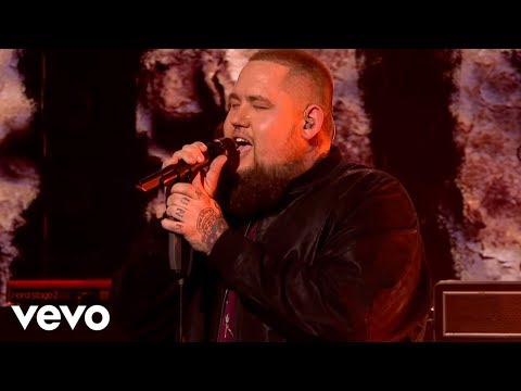 Thumbnail: Rag'n'Bone Man - Human - Live from the BRITs Nominations Show 2017