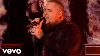 Rag'n'bone Man Human Live From The Brits Nominations Show 2017