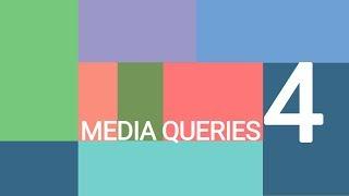 CSS Media Queries Level 4