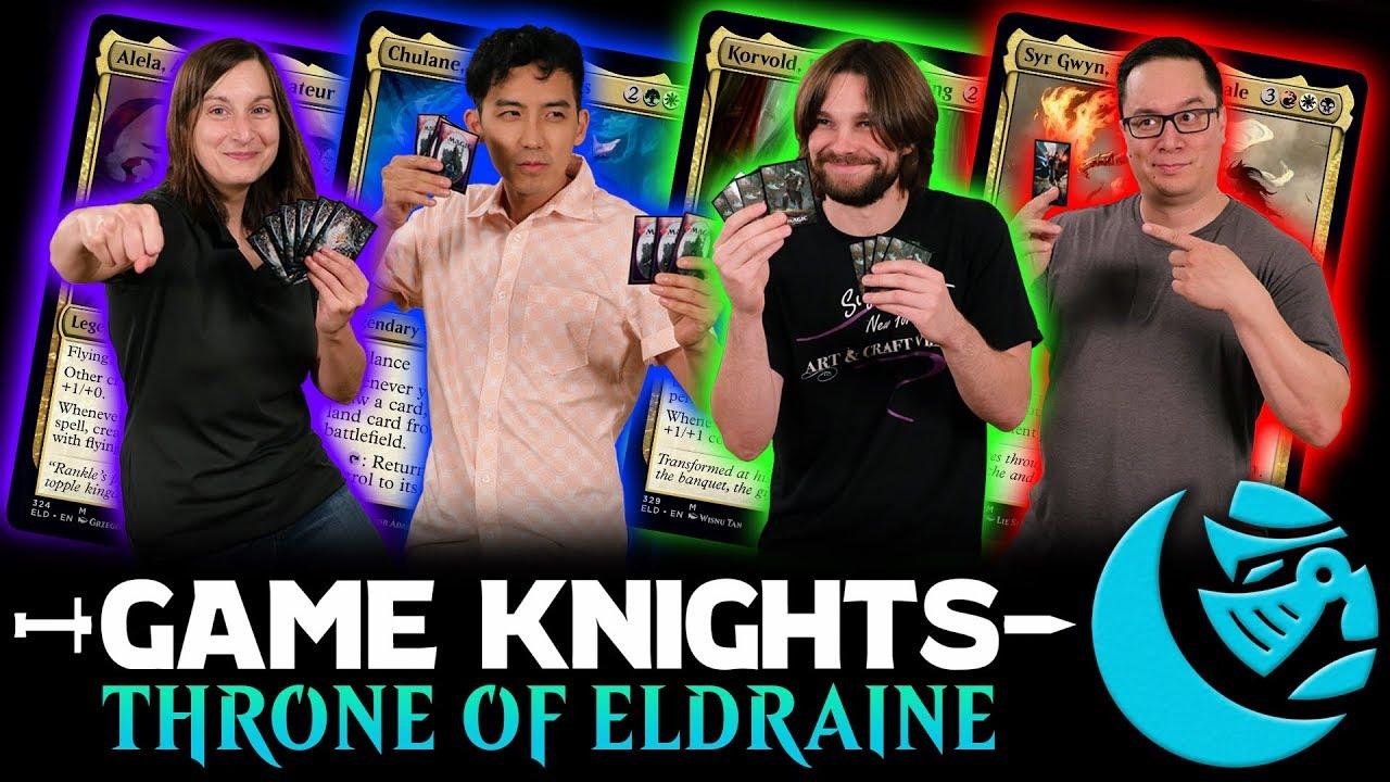 Throne Of Eldraine W Reid Duke And Melissa Detora L Game Knights 30 L Magic The Gathering Gameplay