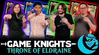 Throne of Eldraine w/ Reid Duke and Melissa DeTora l Game Knights #30 l Magic the Gathering Gameplay