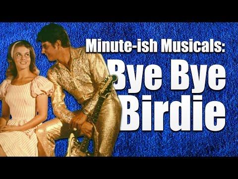 Minuteish Musicals — e e Birdie
