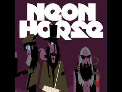 Neon Horse - Horsey
