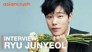Ryu Jun-yeol 류준열 talks about his new film 'Money' 돈 | Interview | New York Asian Film Festival